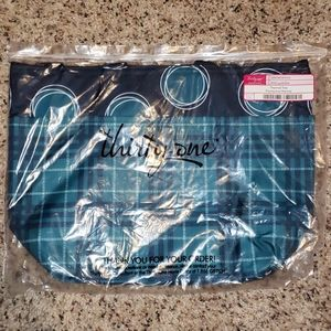 New Thirty-One thermal tote in la-di-dot
